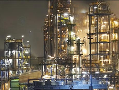 Paragon Fusion Clad PPC services for Petrochemical Industry