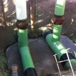 Above and below piping components corrosion protection painting and coating PPC